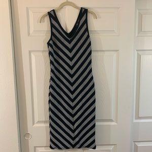 Missimo | Striped | Midi | Bodycon | Dress
